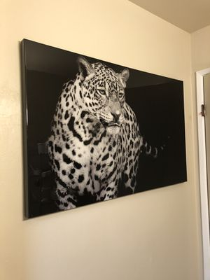 Cheetah Canvas for Sale in Pacifica, CA