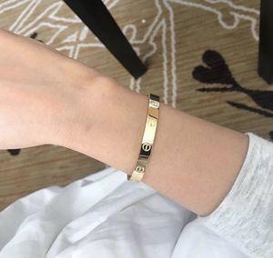 18k gold plated love bracelet for Sale in San Jose, CA