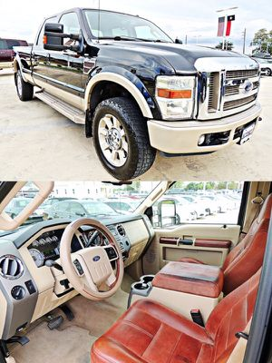 2008 Ford F 350 King Ranch 4/4 for Sale in Houston, TX