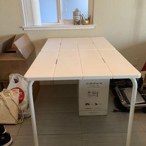 Ikea Vaddo Table Indoor/outdoor for Sale in Santa Clara, CA
