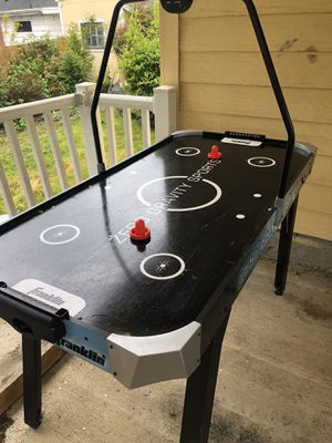 Mini air hockey table for Sale in Portland, OR