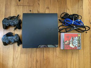 PS3 + 2 Consoles + Games for Sale in Arcadia, CA