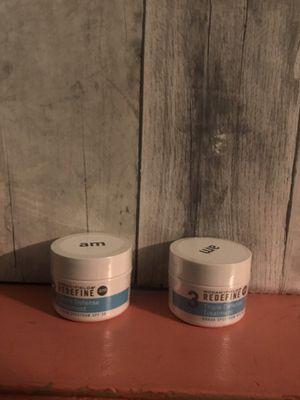 Rodan and Fields 2 Redefine AM triple defense creams for Sale in Street, MD