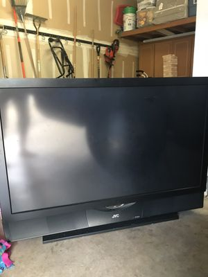 2004 JVC LCOS TV for Sale in Tigard, OR