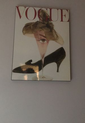 """""""Vogue"""" contemporary wall art for Sale in Peoria, IL"""