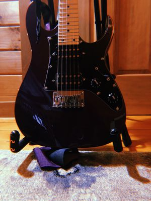 One electric guitar. Amp and chair stand included. for Sale in Washington Crossing, PA