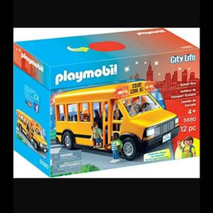 Playmobil 5680 School Bus for Sale in La Puente, CA