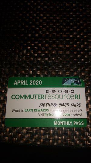 April busspass for Sale in Providence, RI