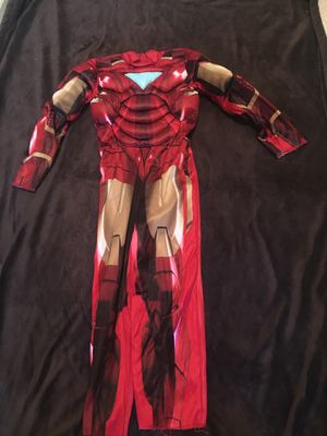 Muscle iron man costume kids (4-6years) for Sale in Antioch, CA