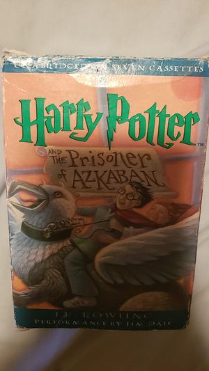 Harry Potter Cassettes for Sale in Tacoma, WA