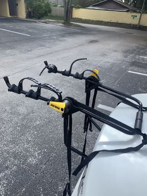Bicycle Rack for 3 bikes...Adjustable and Foldable for Sale in Tampa, FL