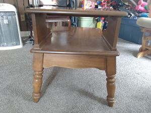 Lamp table for Sale in Wrightstown, NJ