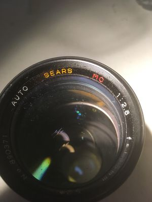 Sears close up photography lens for Sale in Tempe, AZ