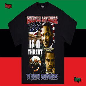 Supreme. Bape. Stussy. Vlone. Black Lives Matter. Martin Luther King. Malcolm X tee for Sale in Laurel, MD