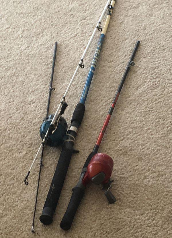 Fishing rod and reel combo 20 bucks