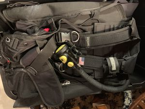 Like new dive gear for Sale in Land O Lakes, FL