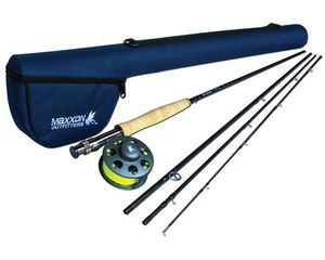 Fly fishing rod combo (see pic for description) for Sale in Phoenix, AZ