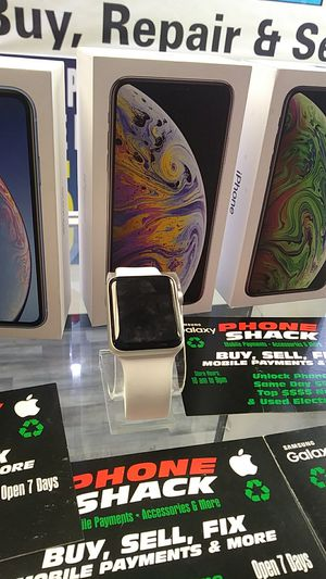 Apple watch series 3 42m for Sale in Tinley Park, IL