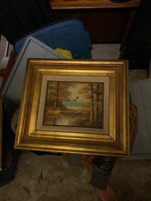Framed painting for Sale in Woodridge, IL