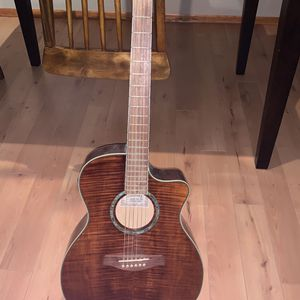 Ibanez Acoustic Guitar W/ Built In Tuner for Sale in Baxter, MN