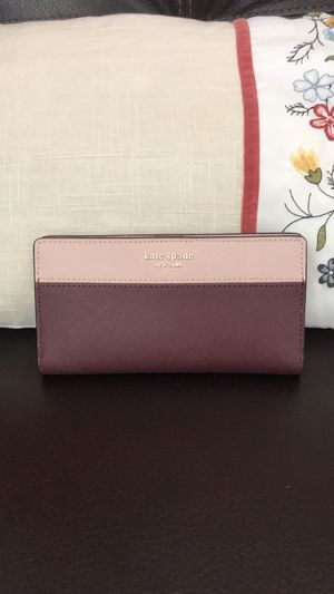 Kate spade wallet new with tag for Sale in Carlsbad, CA