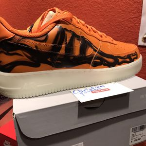 Air Force 1 Skeleton 10.5 DS for Sale in Redwood City, CA