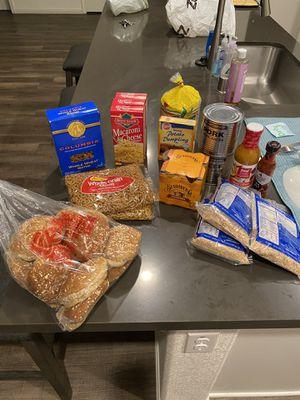 Various food for Sale in Lodi, CA