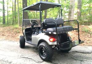Price$1000 EZ-GO TXT electric golf cart for Sale in Dallas, TX