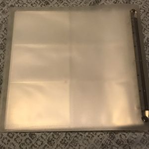 """plastic photo album book (Holds 480 photos up to 5""""x3.5"""") for Sale in Eugene, OR"""
