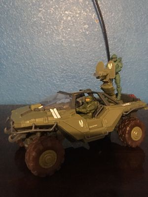 Halo 5 Warthog Toy (Makes Sounds Too) for Sale in Las Vegas, NV