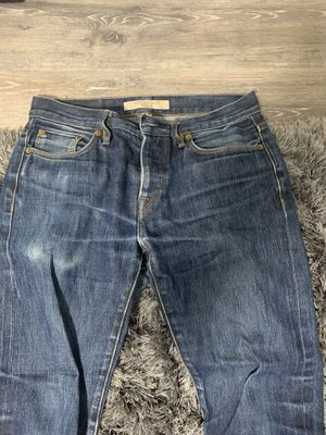 Burberry Straight Leg Jeans Size 30X27 for Sale in Seattle, WA