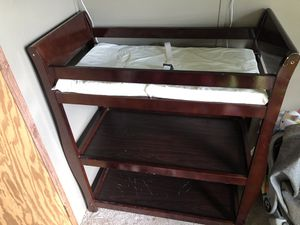 Changing table $30 or b/o for Sale in Springville, NY