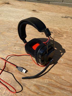Plantronics Gamecom USB Gaming Headset for Sale in Mesa, AZ