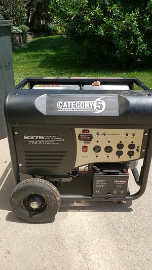 Generator for Sale in Washington, DC
