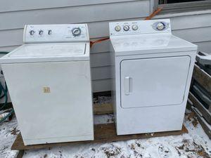 Washer & Dryer for Sale in East Windsor, NJ