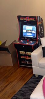 Mortal Kombat Arcade Game for Sale in Upper Marlboro, MD
