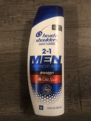 Head & shoulders 2n1 men old spice for Sale in San Bernardino, CA