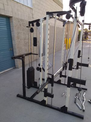 Marcy Cage Home Gym Normally $999.00 plus tax for Sale in Garden Grove, CA