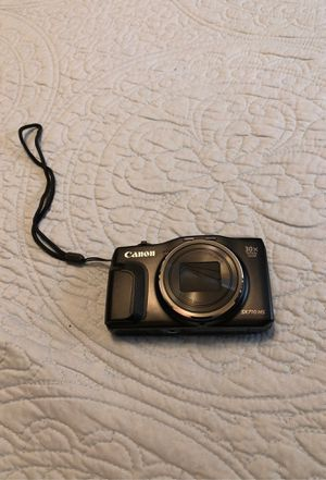 Canon SX710 HS + Carrying Bag for Sale in Chicago, IL