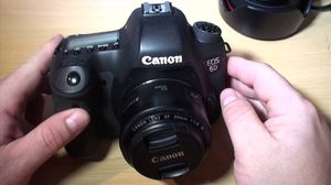 Canon 6D with 50mm 1.4 lens for Sale in Chandler, AZ