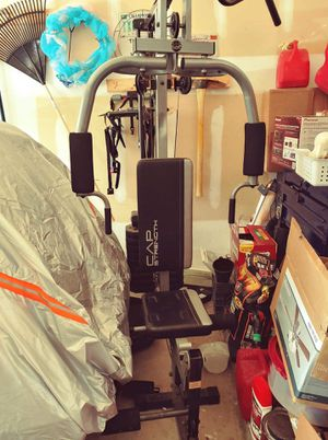 cap strength home gym for Sale in Austin, TX