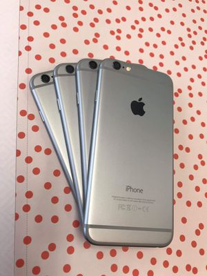 IPhone 6 16GB Unlocked Like New $119 each for Sale in Raleigh, NC