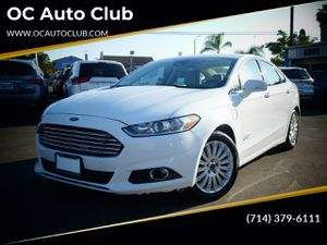 2013 Ford Fusion Energi for Sale in Midway City, CA