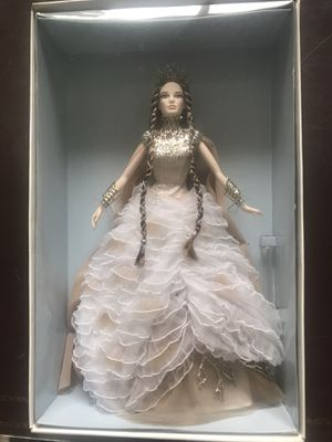 """Barbie """"Fairway Forest Lady Of The White Woods"""" Collector's Doll for Sale in Tacoma, WA"""