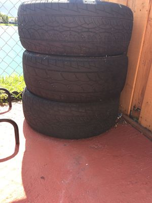 3 used tires for Sale in Miami, FL