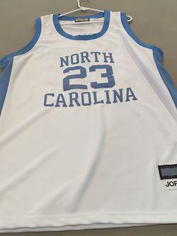 Jordan North Carolina Jersey Size 54 for Sale in Henderson,  NV