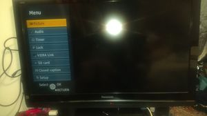 42 inch Panasonic lcdtv for Sale in Portland, OR