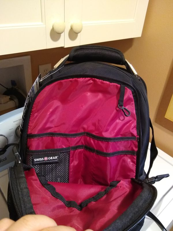 Swiss Gear scansmart laptop backpack