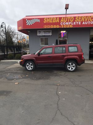 2011 Jeep Patriot 4x4 for Sale in River Rouge, MI