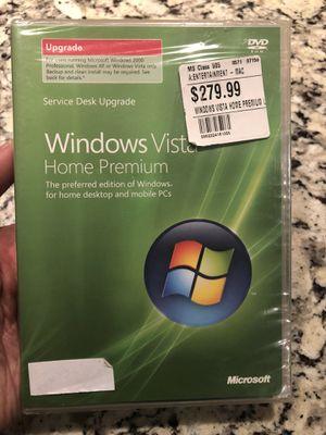 Windows Vista Home Premium Microsoft Update for Sale in Rockledge, FL